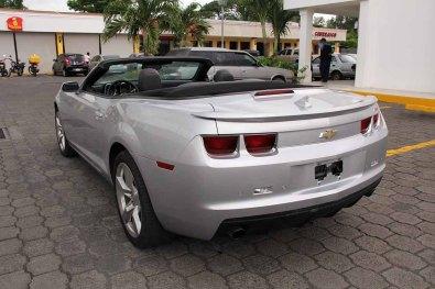 Chevrolet Camaro-SS-Convertible-en-Managua (9)