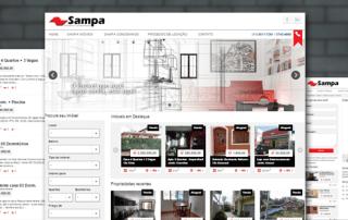 Site: Sampa Imóveis