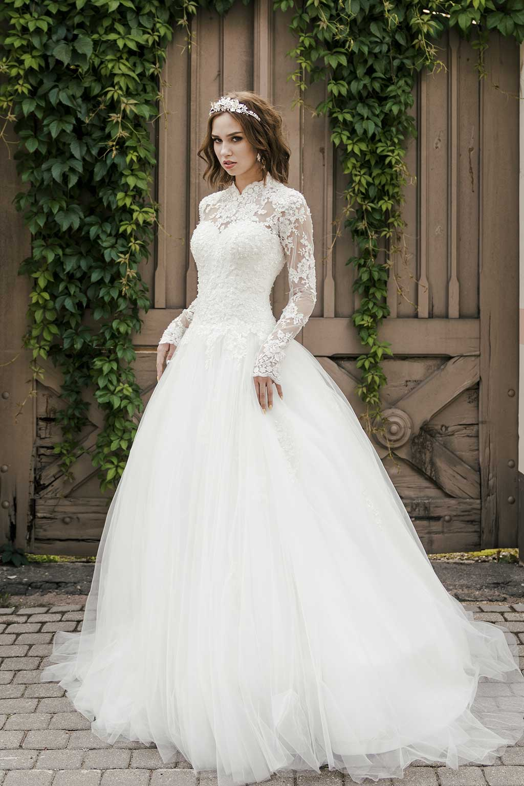 Wedding Dresses in London Made to Allure  Stand Out