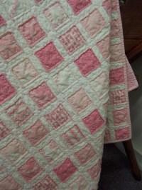 Vintage Baby Quilt  Ingrid Barlow | handmade, quilting ...
