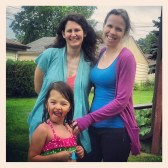 Jennifer, Sophia and Myself