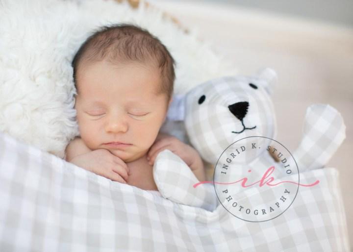 Harper's Newborn Session | Jersey City NJ Baby Photographer