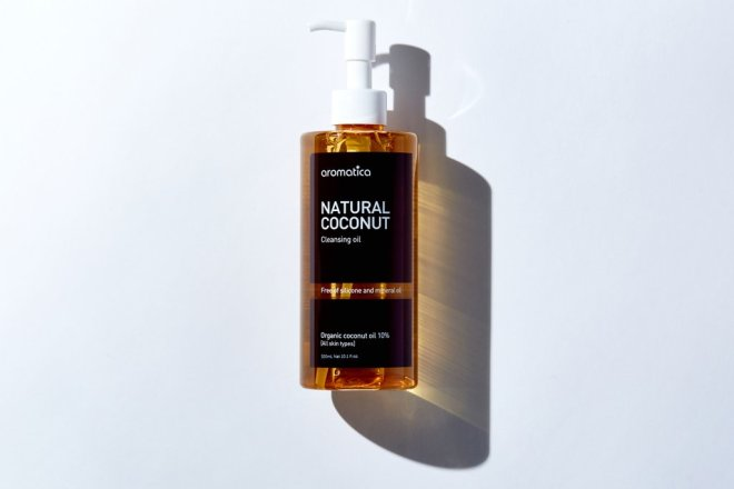 Aromatica-Coconut-Cleansing-Oil