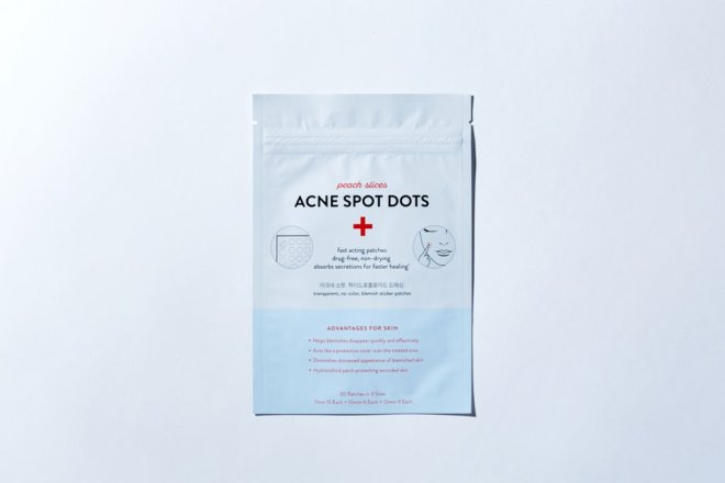 Peach-Slices-Acne-Spot-Dots