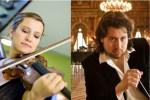 Maria Solozobova, Violine Maestro Jurowski, Künstlerische Leitung
