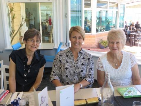Carmel, Carol & Colleen