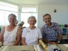 Catherine, Jo & Mike
