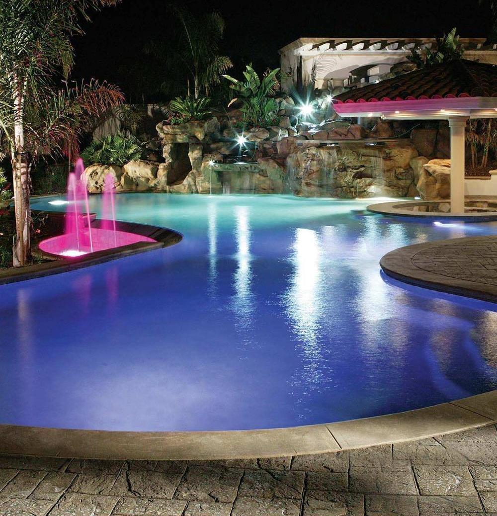 Nitelighter Pool Lights  Inground Pool Lights