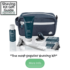 Shaving kits are the perfect gift idea. This is the most popular shaving kit in our gift guide