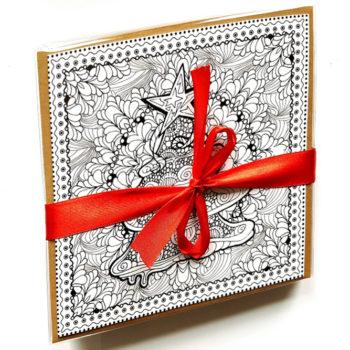 aanbieding: de mooiste inkleur kerstkaarten van ingspire!