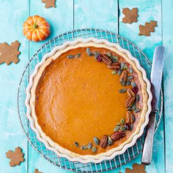 pompoentaart inspiratie thanksgiving gezondheid powerfood