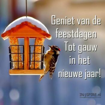 Kerst & nieuwjaar om te delen op Facebook en met vrienden