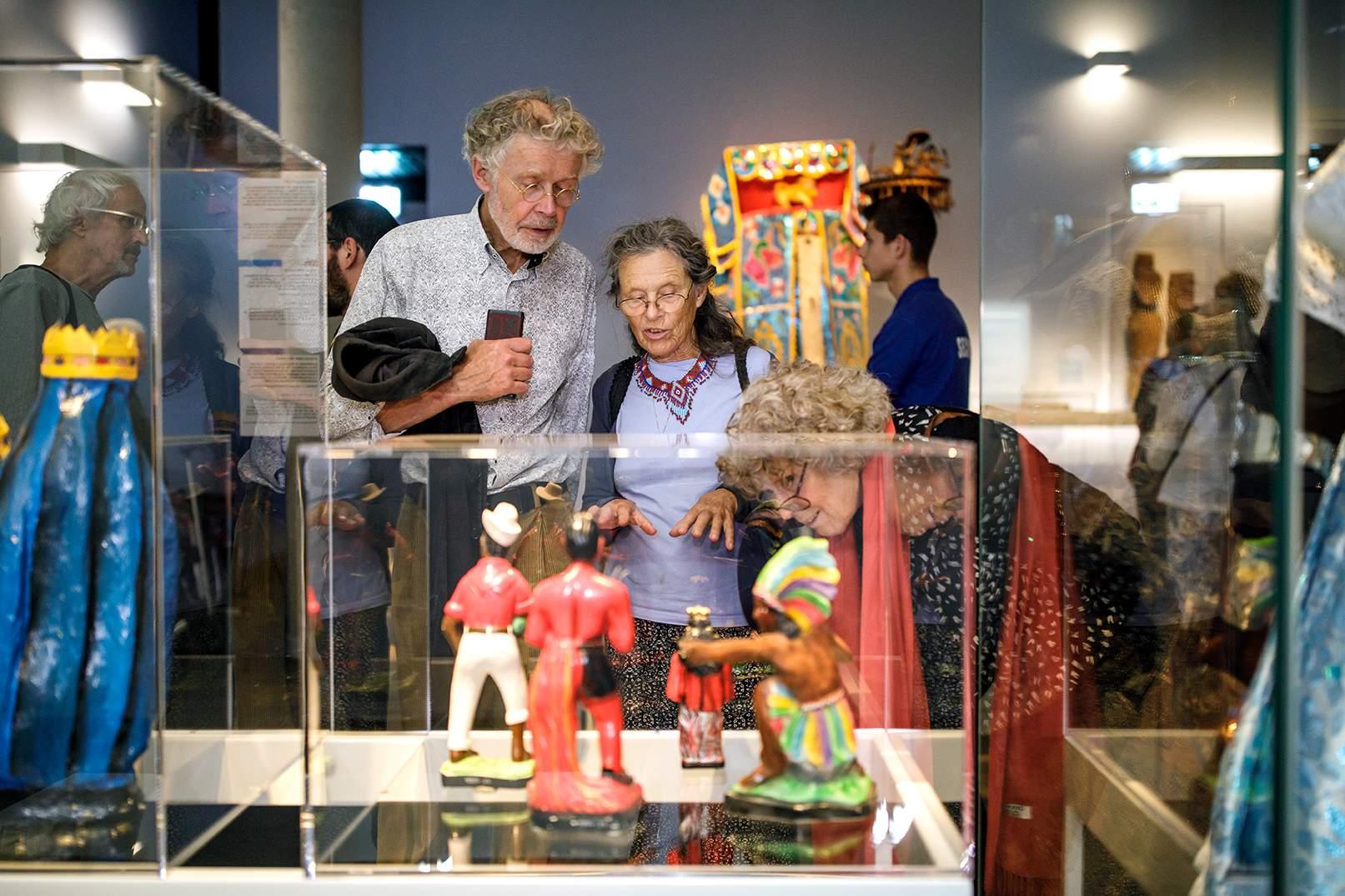 Spirituele ontdekkingsreis - expositie HELENDE KRACHT in Leiden