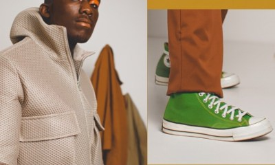 Meet Mandla Manzilankatha, The Fashionable Converse Ambassador