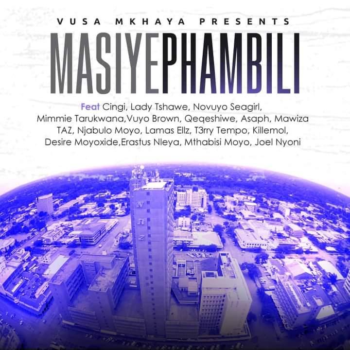 Vusa Mkhaya Presents Masiyephambili