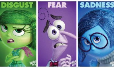 Inside Out: The Voices In My Head