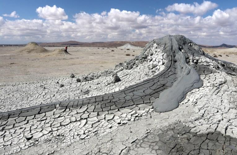Vulcani di fango: il fango dalle viscere della terra