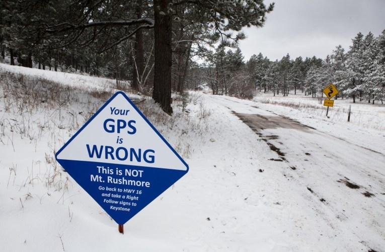 Il GPS non funziona!