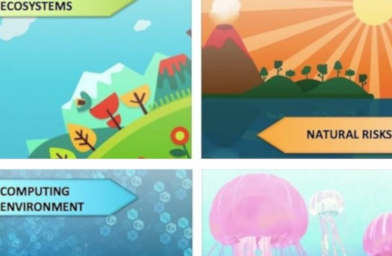 Giocare a fare ricerca e riflettere sulle grandi sfide del nostro pianeta!