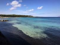 Campagna di misura per la mappatura delle falde acquifere, Isola di Pianosa. Foto di V. Sapia © INGV