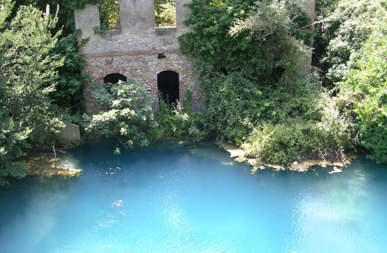 Le emanazioni gassose in Italia centrale