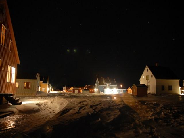 NyÅlesund, foto di Ingrid Hunstad