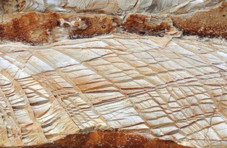 Frammenti di geologia: rock texture