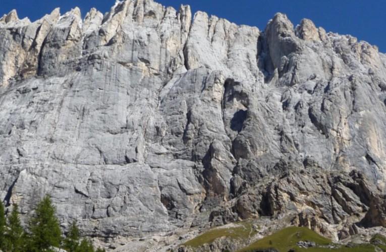 Dolomiti di Calcare: la Marmolada regina delle Dolomiti è di calcare!