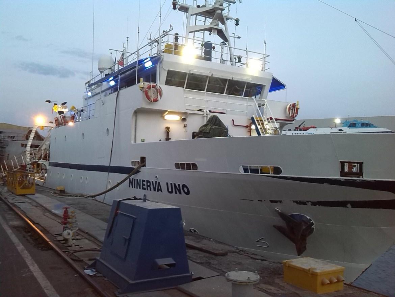 Nave Minerva Uno