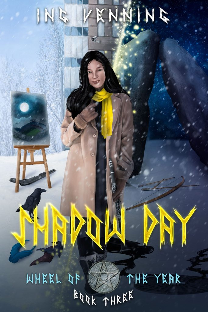 Shaodw Day, Ing Venning's fantasy novel featuring pagan protagonists which takes place at Imbolc.