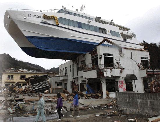 Il terremoto del Giappone e l'amplificazione sismica in Pianura Padana