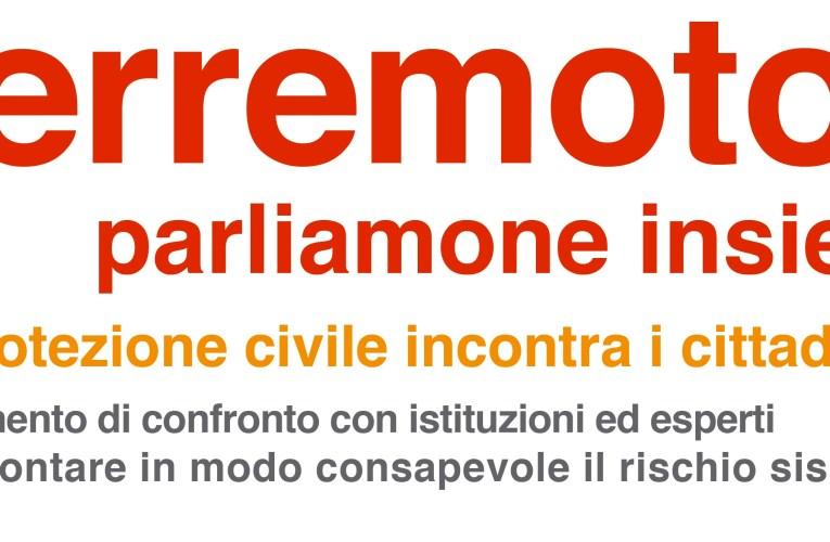 Terremoto, parliamone insieme: attività di informazione alla popolazione dell'Umbria
