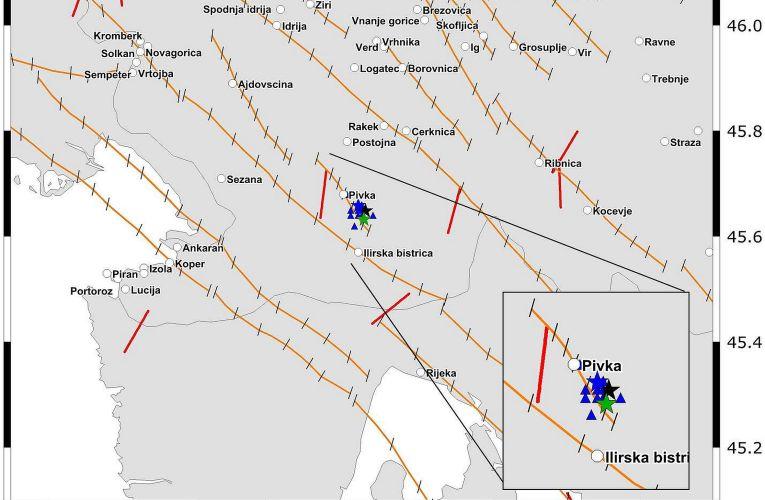 Terremoto in Slovenia del 22 aprile 2014: approfondimento sismotettonico