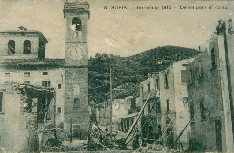 I terremoti nella STORIA: Ottobre 1768, un forte terremoto nel cuore dell'Appennino tosco-romagnolo al confine tra Granducato di Toscana e Stato della Chiesa