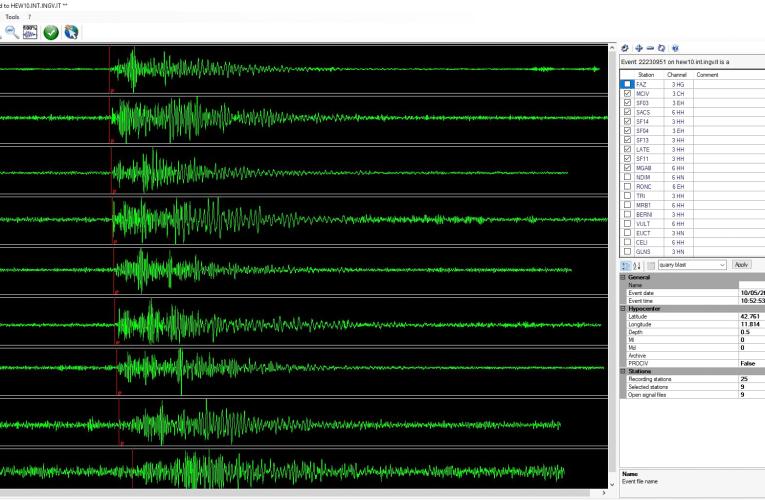 Terremoto-non-terremoto: probabile scoppio in cava in provincia di Viterbo