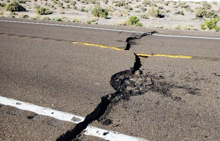 Terremoto M6.5 in Nevada,15 maggio 2020