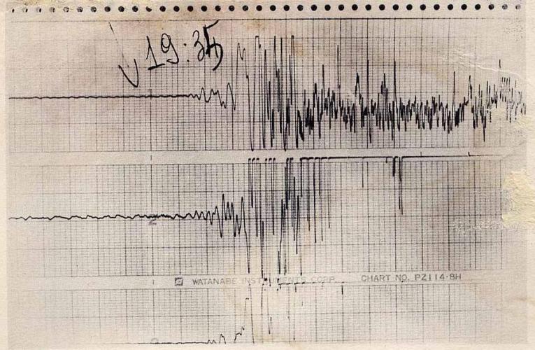 Evento in diretta – Il terremoto del 23 novembre 1980. La ricerca, il monitoraggio, la comunicazione scientifica