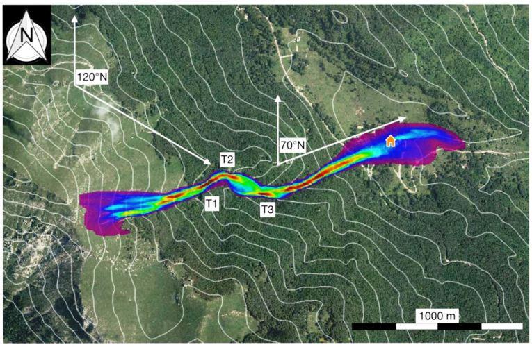 Rigopiano: uno studio dell'INGV identifica le caratteristiche della valanga