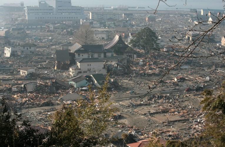 Il forte terremoto e maremoto in Giappone dell'11 marzo 2011