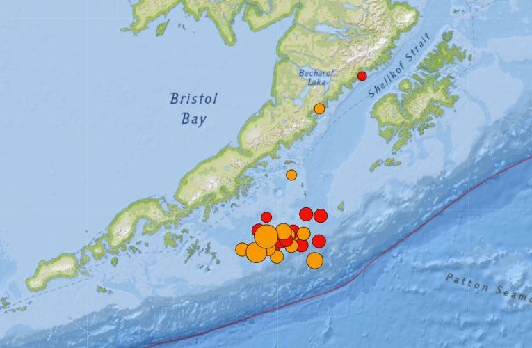 Terremoto nella penisola dell'Alaska, 29 luglio 2021