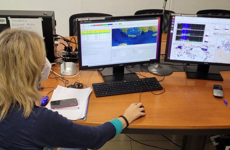 Terremoto M6.3 a Creta, 12 ottobre 2021