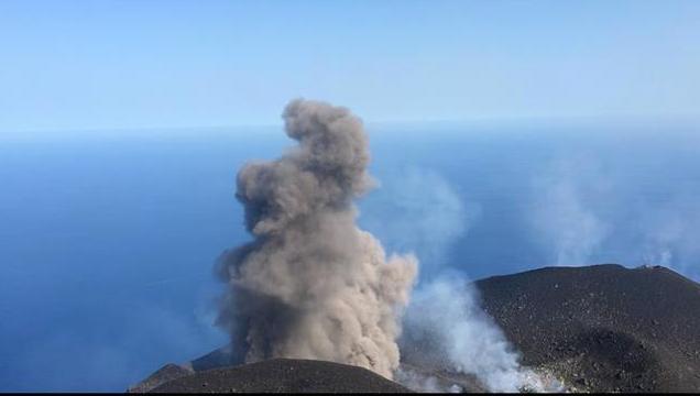 esplosione Stromboli settembre 2018_low