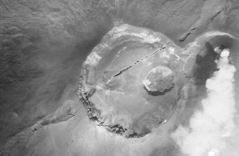 C'era una volta … il Cratere Centrale dell'Etna
