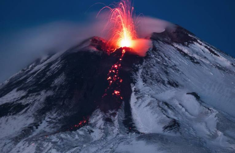 Piccoli coni crescono: aggiornamento sullo stato di attività dell'Etna al 7 dicembre 2018