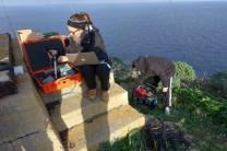 12 - INGV - manutenzione di stazione sismica