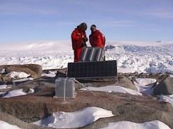 22 - INGV - manutenzione di stazioni di misura in Antartide