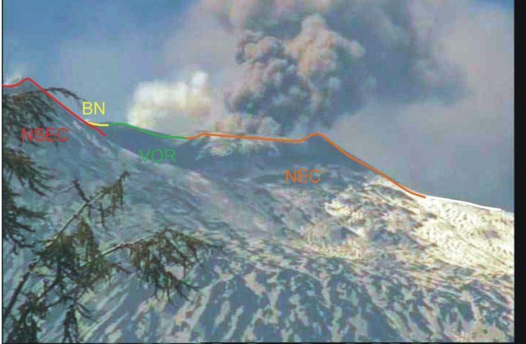L'Etna sbuffa ed emette cenere: nuova eruzione o attività di routine?