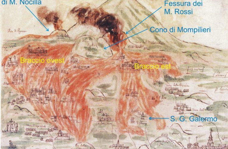La grande eruzione dell'Etna del 1669 tra vulcanologia e storia