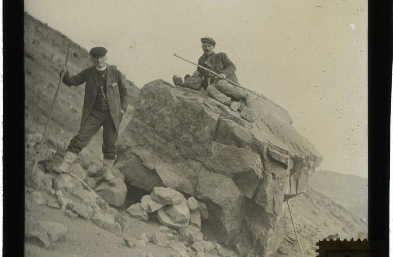 Giuseppe Mercalli e l'eruzione del Vesuvio del 1906