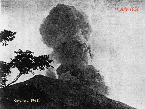 """I parossismi di Stromboli: ovvero gli """"scatti del vulcano"""""""